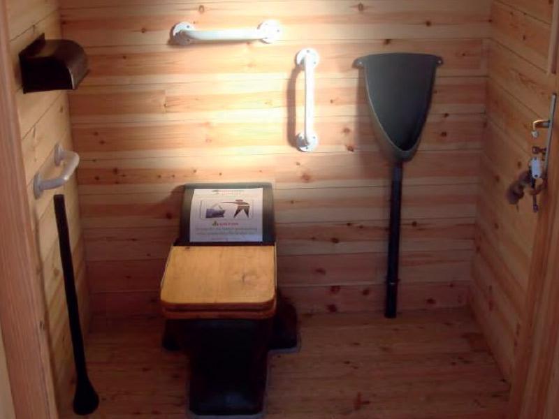 actualité - Axe Eco + , l'innovation des toilettes sèches